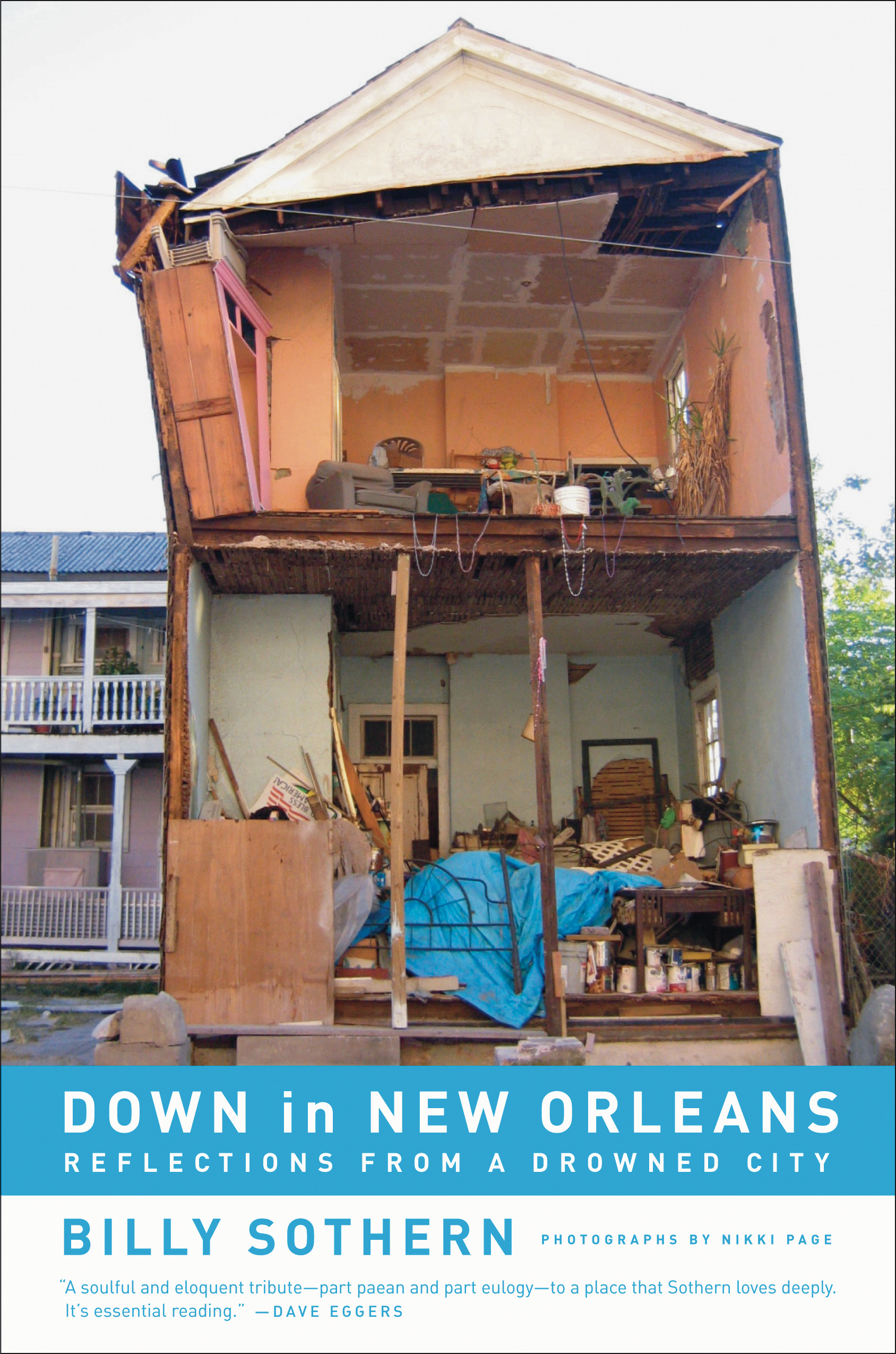 Down in New Orleans: Reflections from a Drowned City By: Sothern, Billy