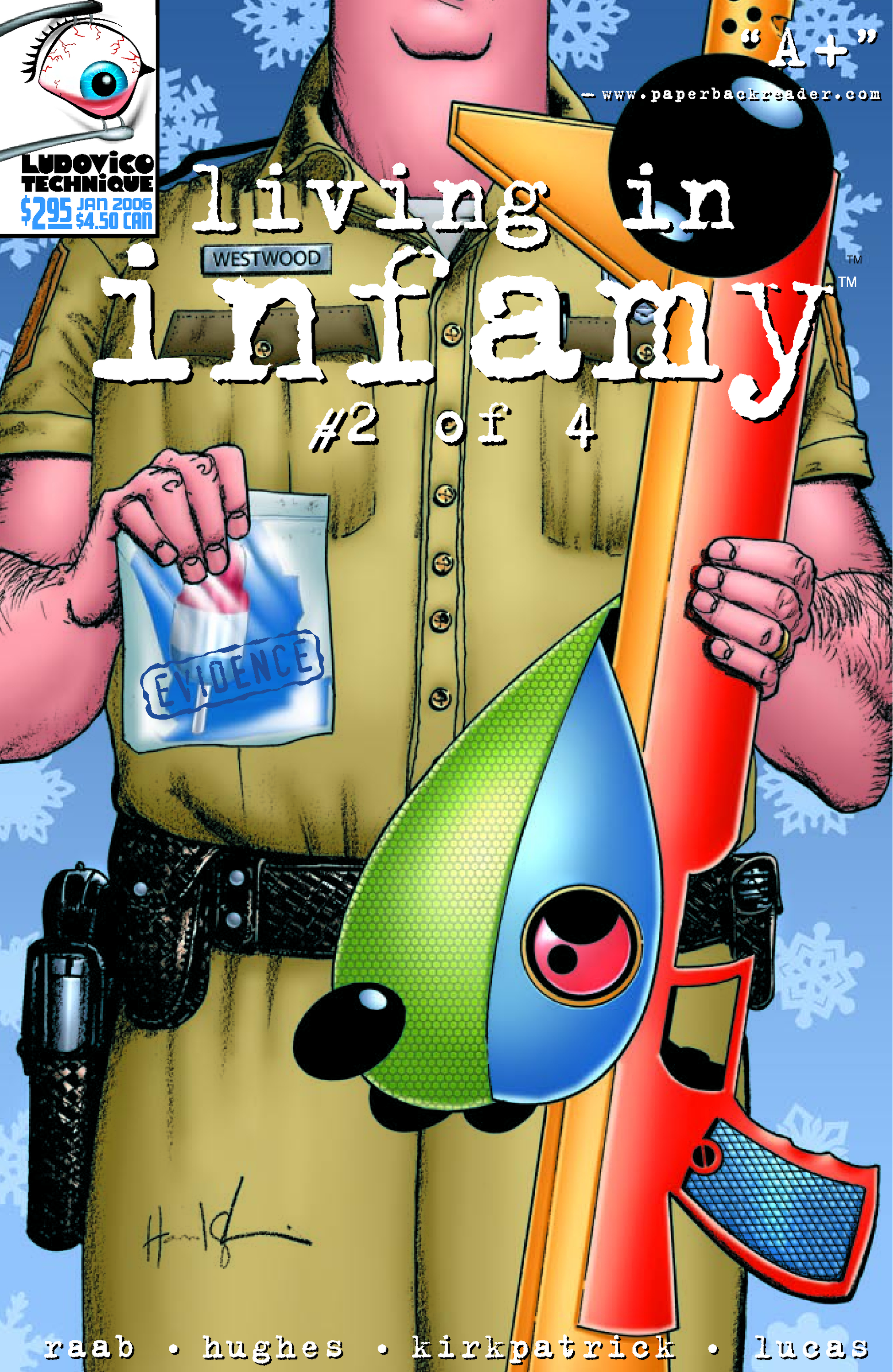 Living In Infamy #2