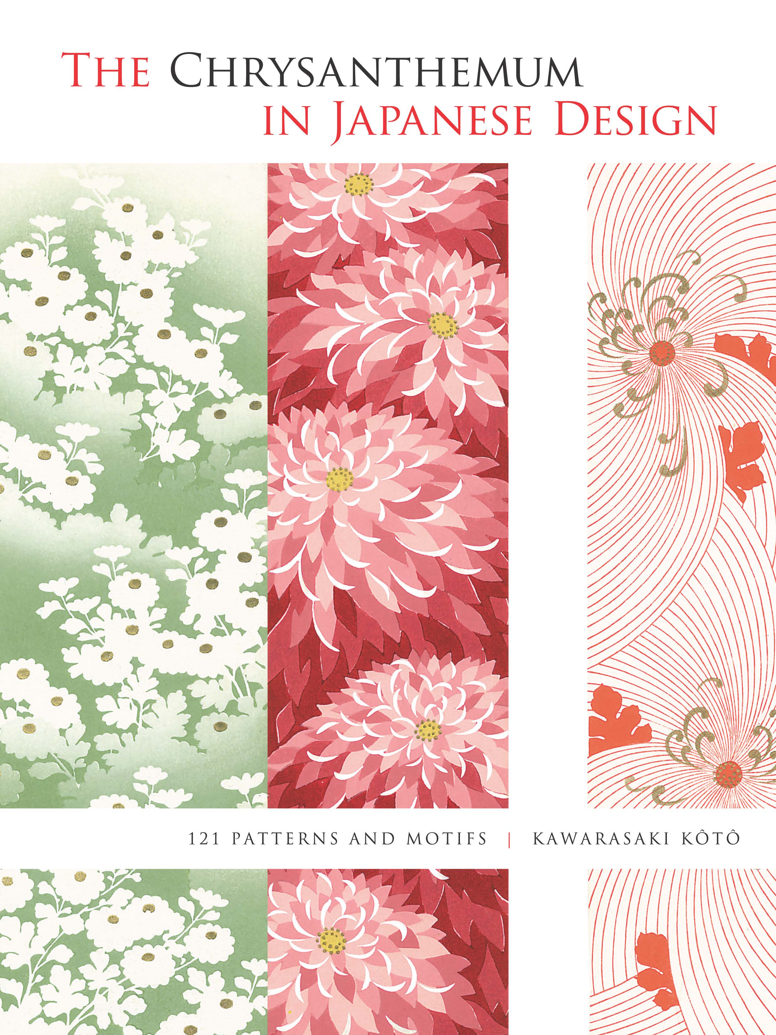 The Chrysanthemum in Japanese Design