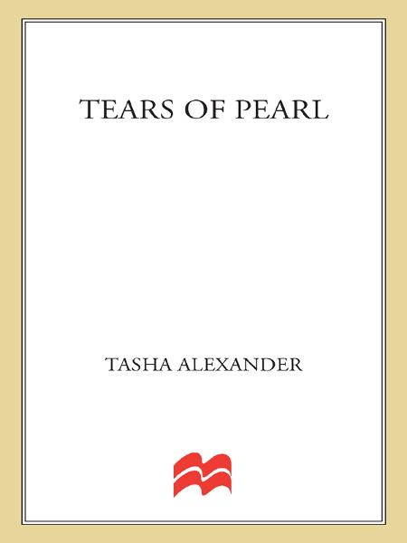 Tears of Pearl By: Tasha Alexander