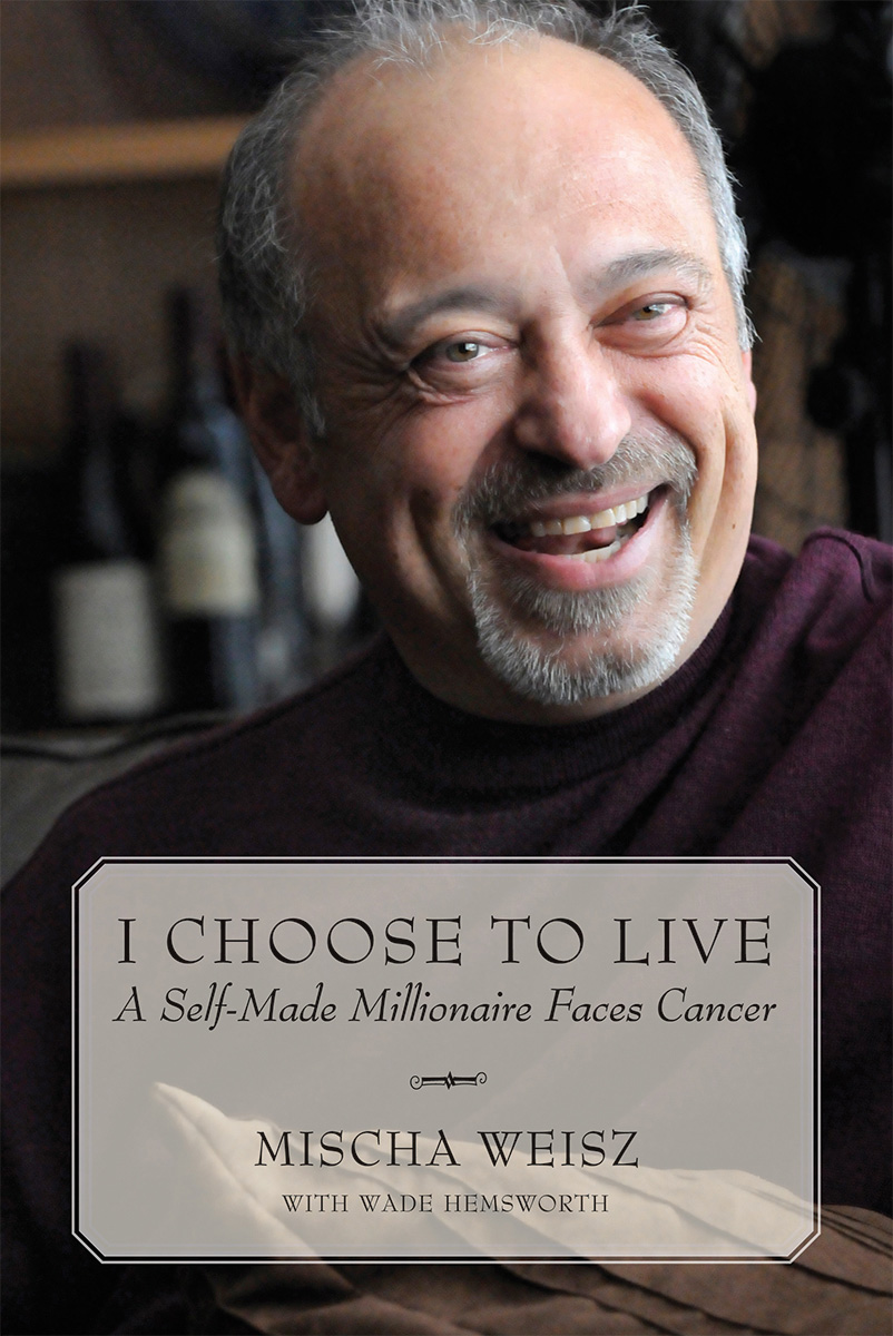 I Choose To Live By: Mischa Weisz