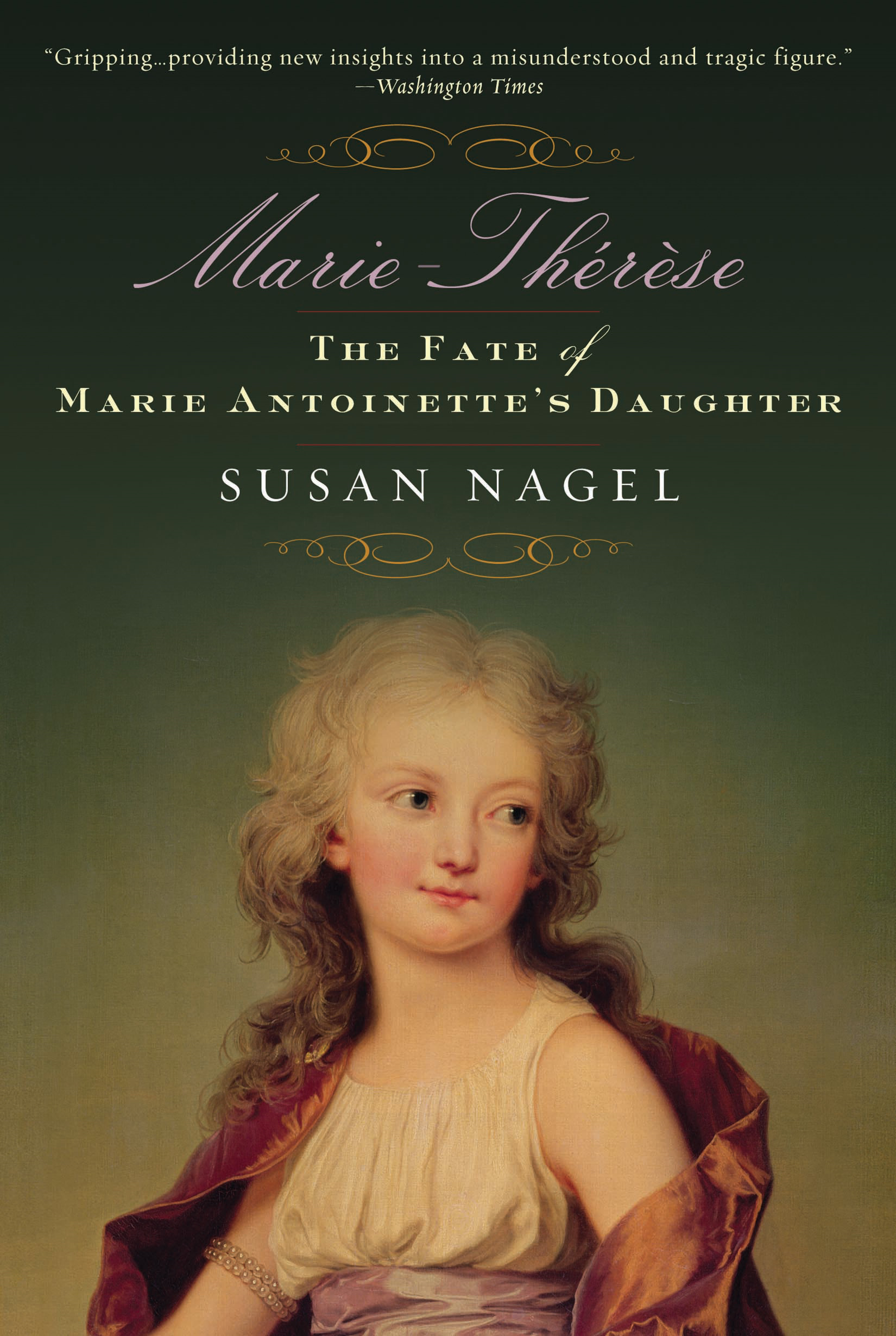 Marie-Therese, Child of Terror By: Susan Nagel