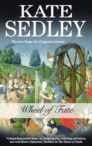 Wheel of Fate By: Kate Sedley