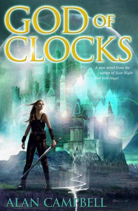 God of Clocks By: Alan Campbell