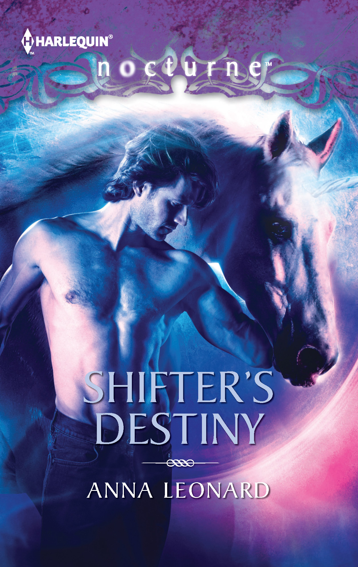Shifter's Destiny By: Anna Leonard