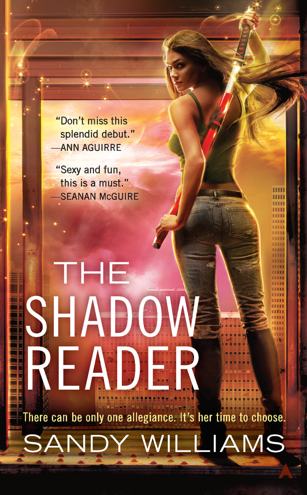 The Shadow Reader By: Sandy Williams