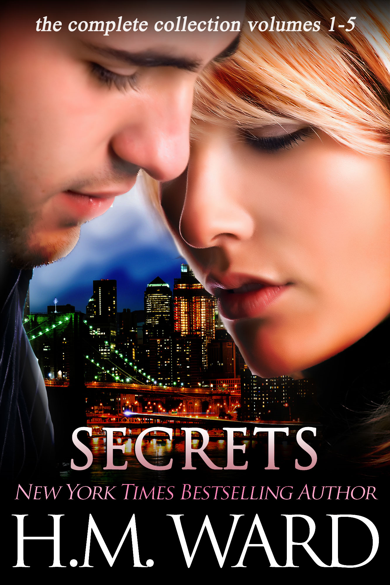 H.M. Ward - SECRETS: The Complete Series