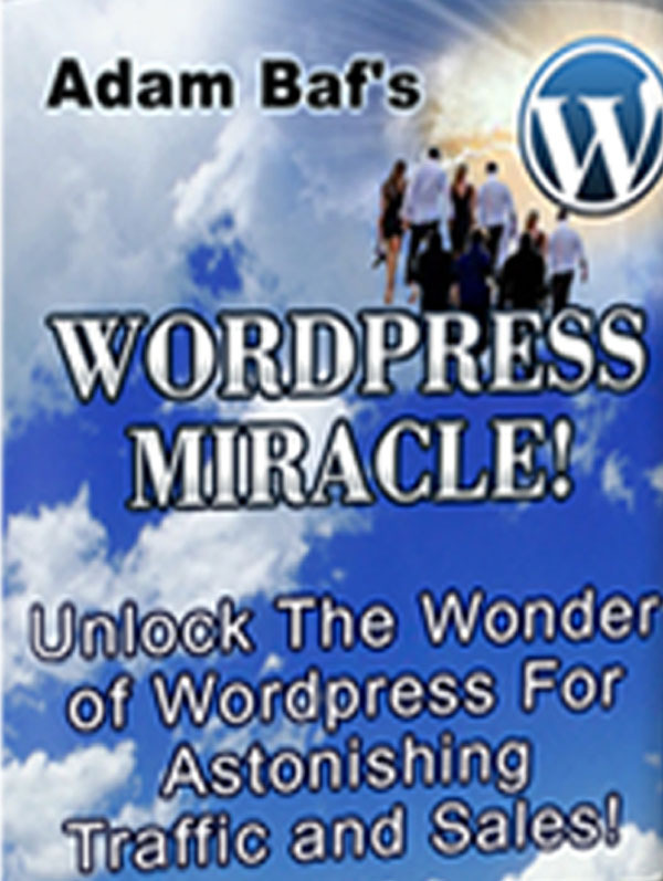 WordPress Miracle