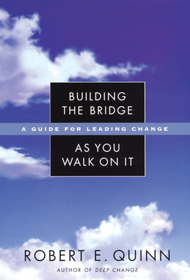 Building the Bridge As You Walk On It