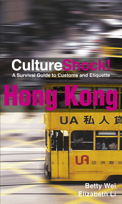 CultureShock! Hong Kong