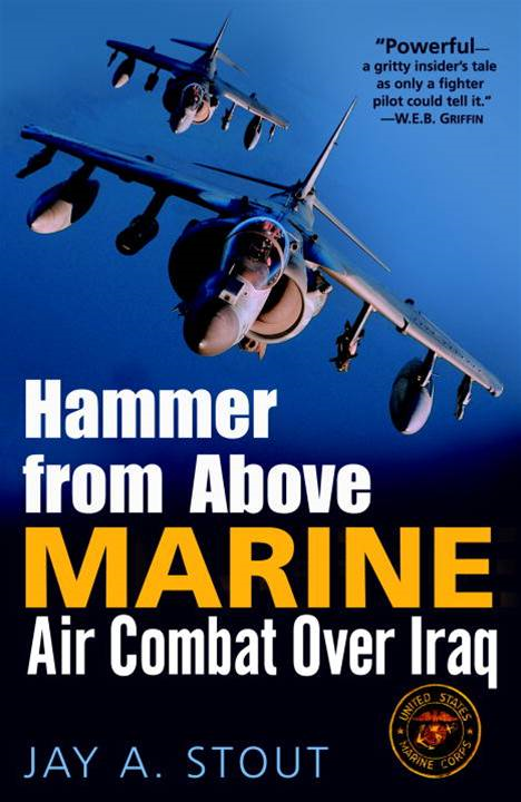 Hammer from Above By: Jay Stout