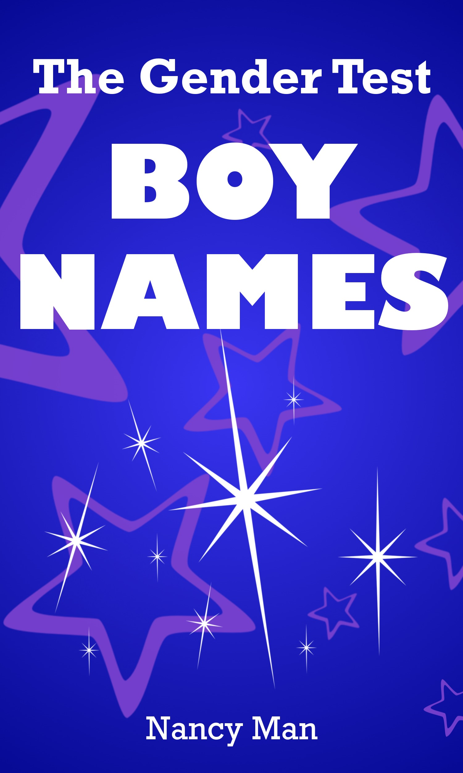 The Gender Test: Boy Names