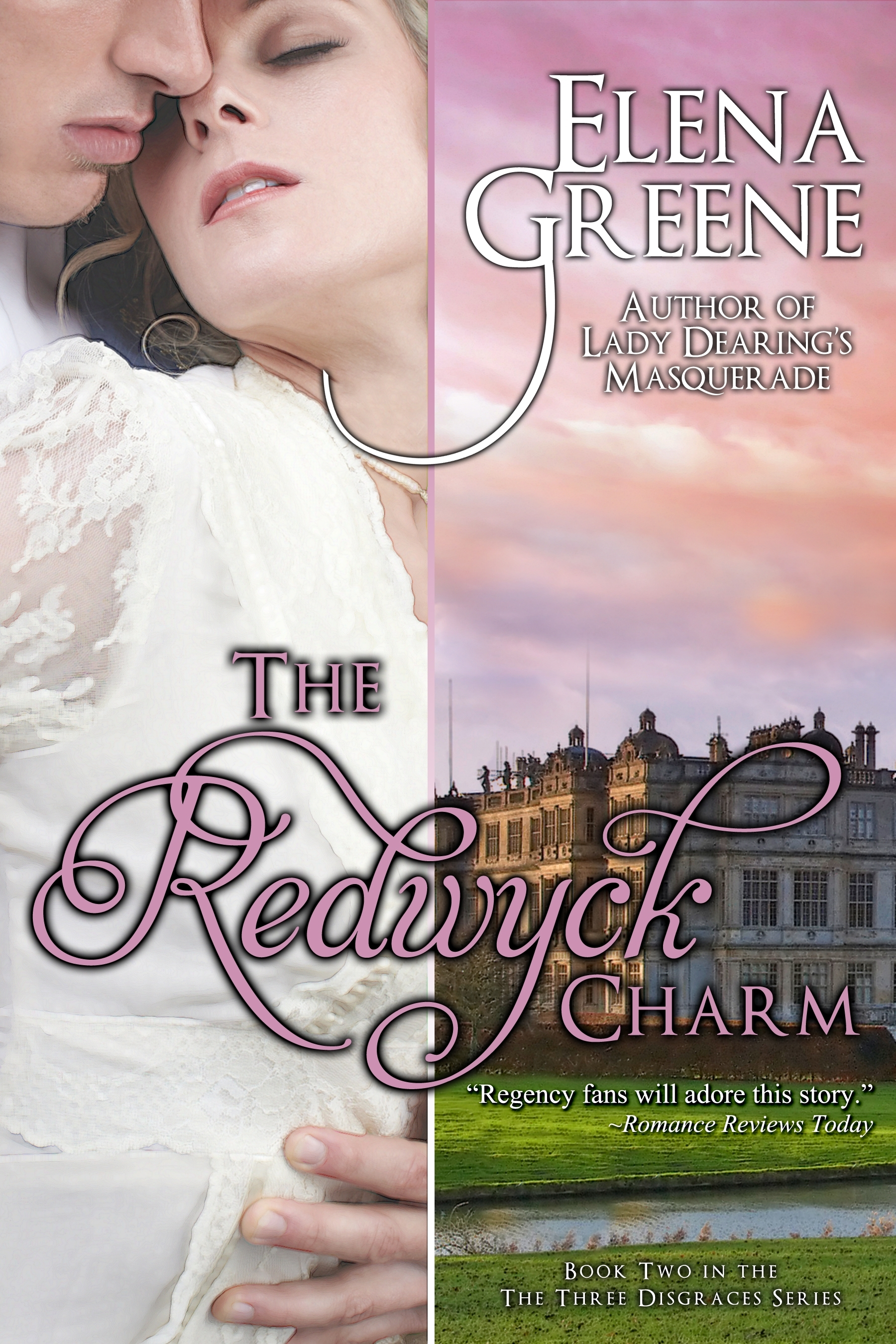 The Redwyck Charm By: Elena Greene