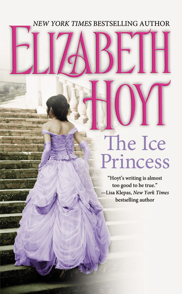 The Ice Princess By: Elizabeth Hoyt