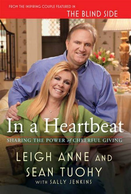 In a Heartbeat By: Leigh Anne Tuohy,Sally Jenkins,Sean Tuohy