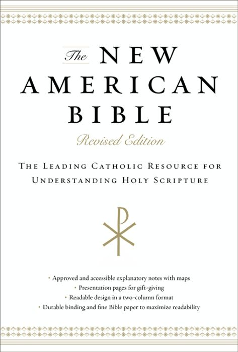 New American Bible By: Harper Bibles
