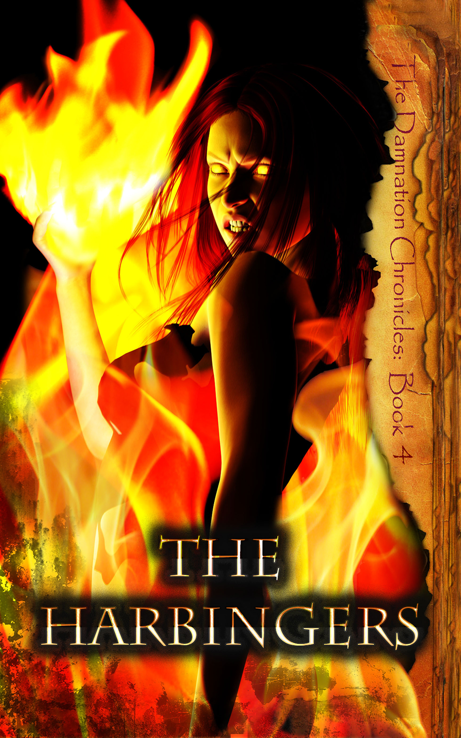 The Harbingers: The Damnation Chronicles: Book 4