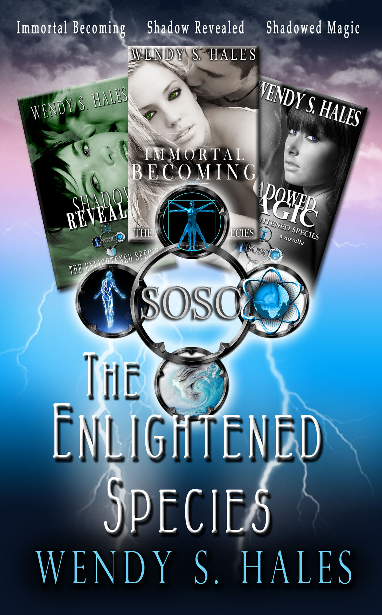 The Enlightened Species Box Set