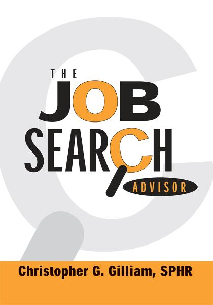 The Job Search Advisor By: Christopher Gilliam