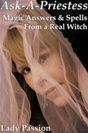 download Ask-A-Priestess: Magic Answers & Spells From a Real Witch book