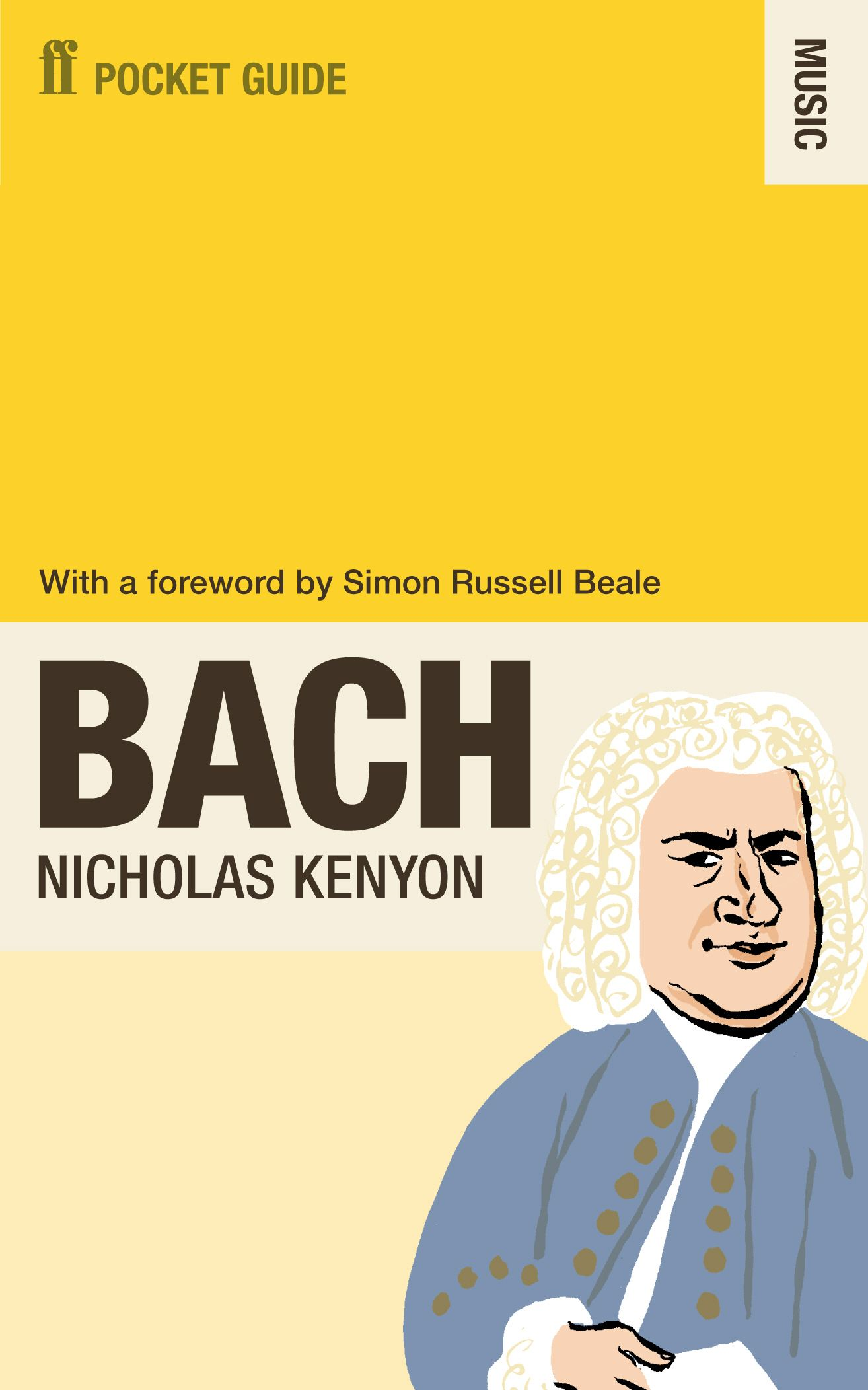 The Faber Pocket Guide to Bach