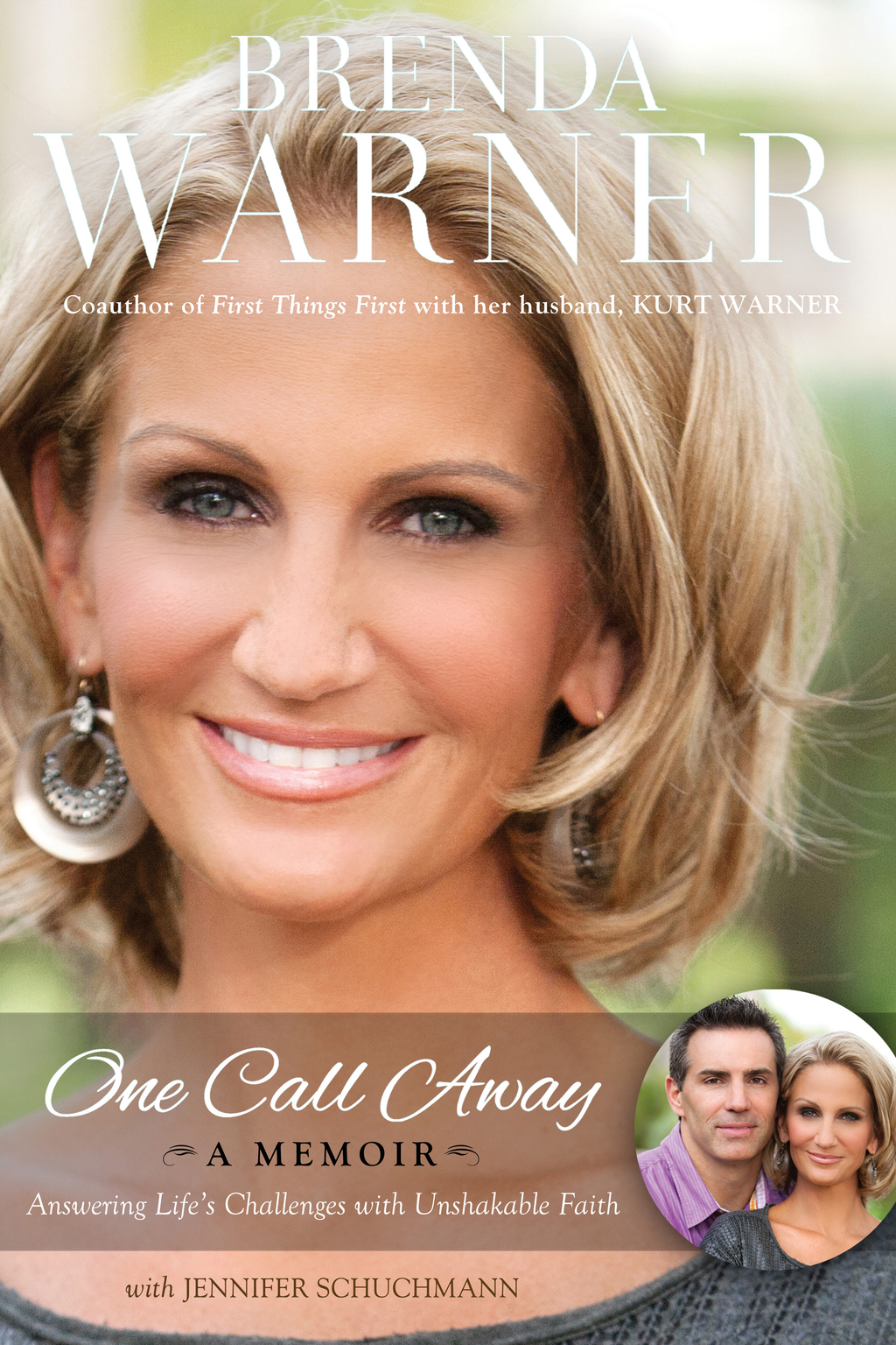 One Call Away By: Brenda Warner