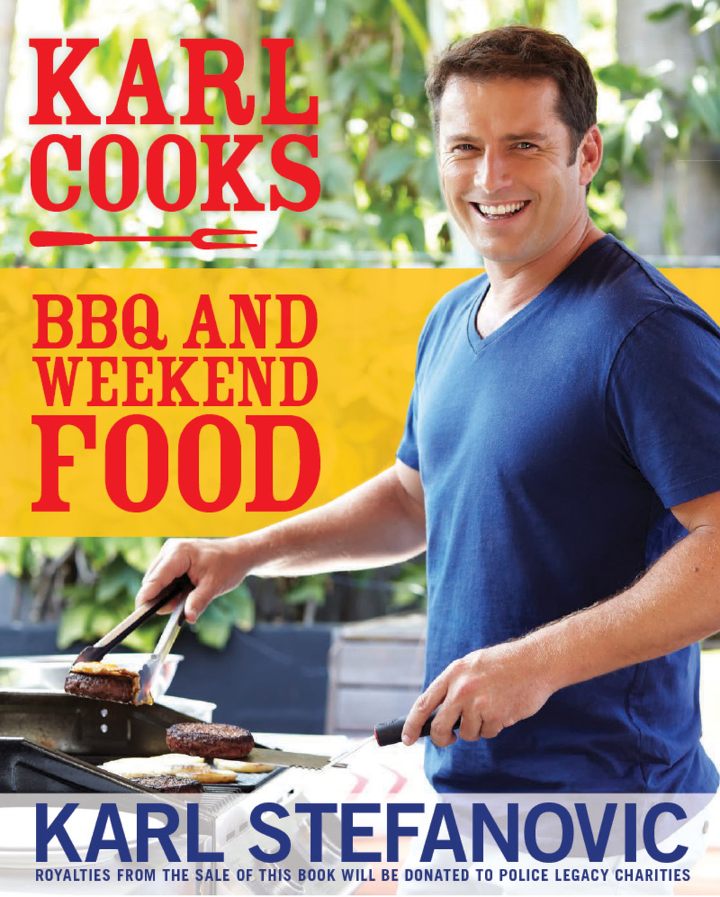 Karl Cooks BBQ and weekend food