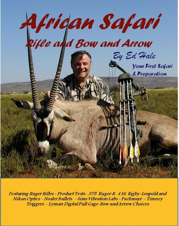 African Safari - Rifle and Bow and Arrow By: Ed Hale