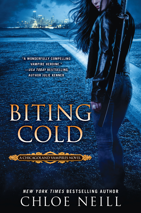Biting Cold By: Chloe Neill