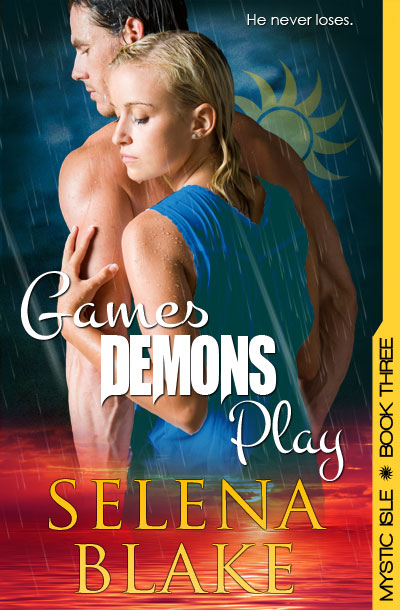 Games Demons Play (Mystic Isle, Book Three)