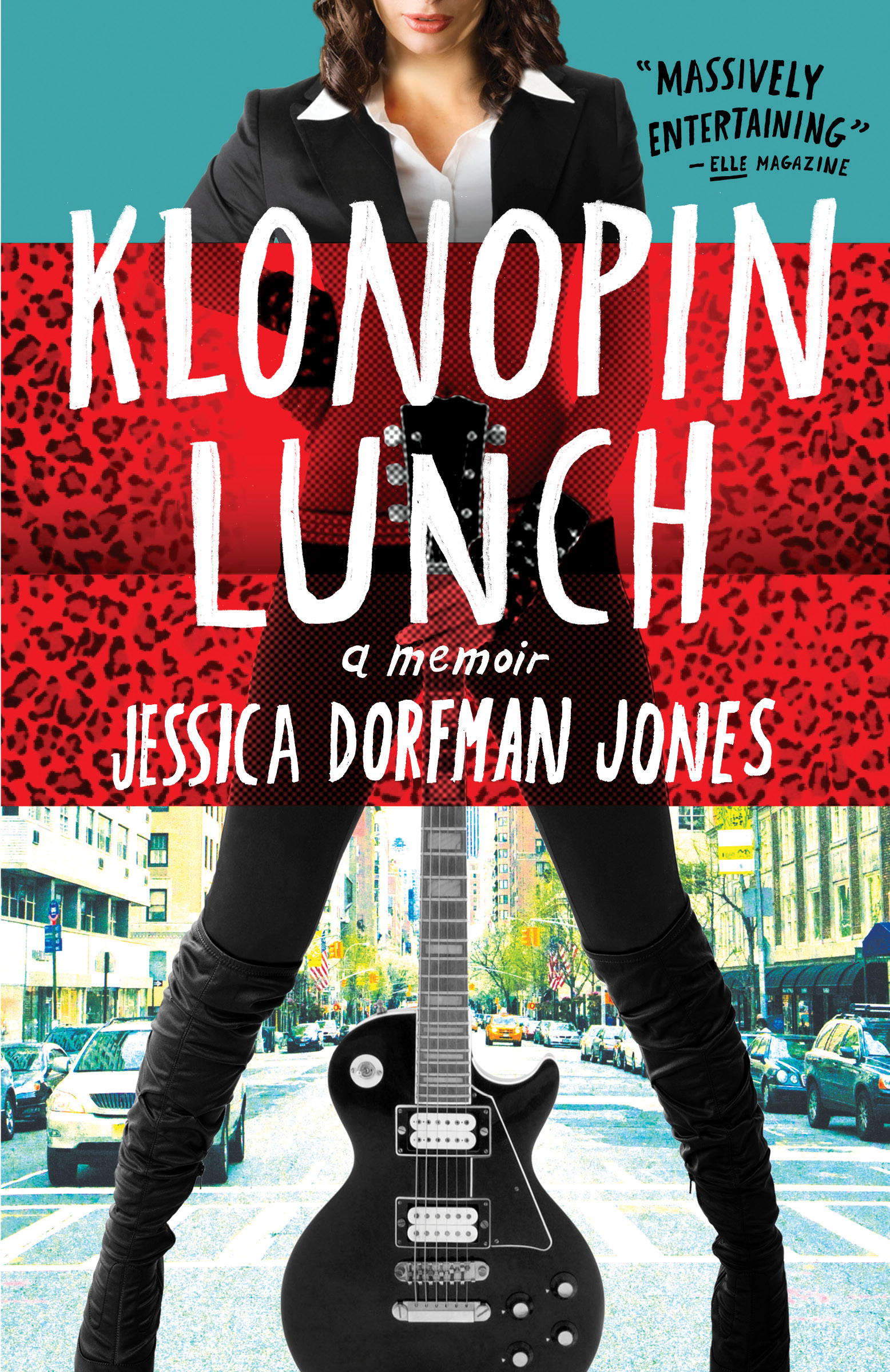 Klonopin Lunch By: Jessica Dorfman Jones