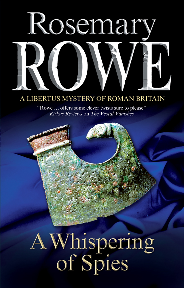 Whispering of Spies, A By: Rosemary Rowe