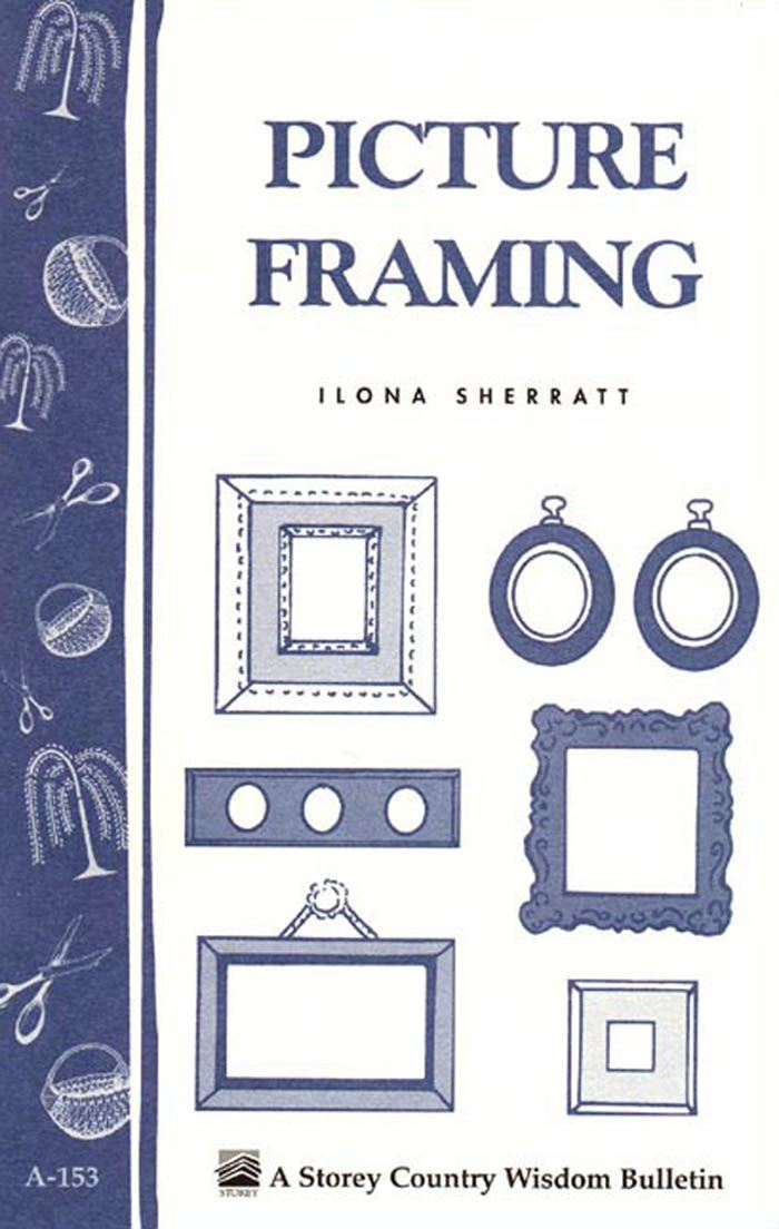 Picture Framing By: Ilona Sherratt