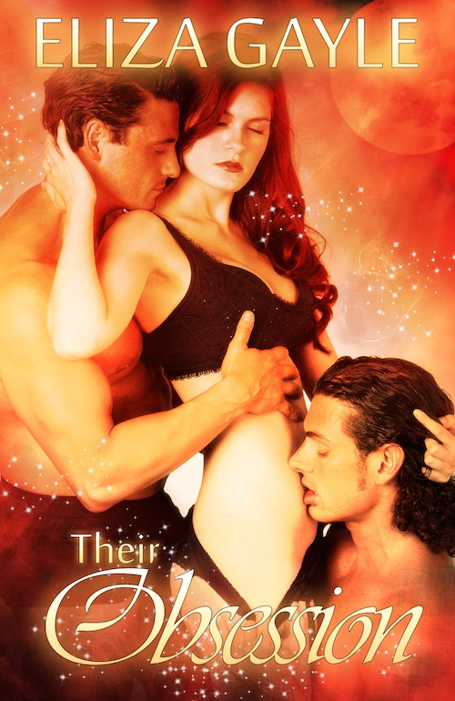 Their Obsession ( paranormal menage romance )