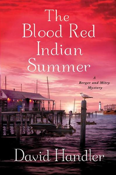 The Blood Red Indian Summer By: David Handler