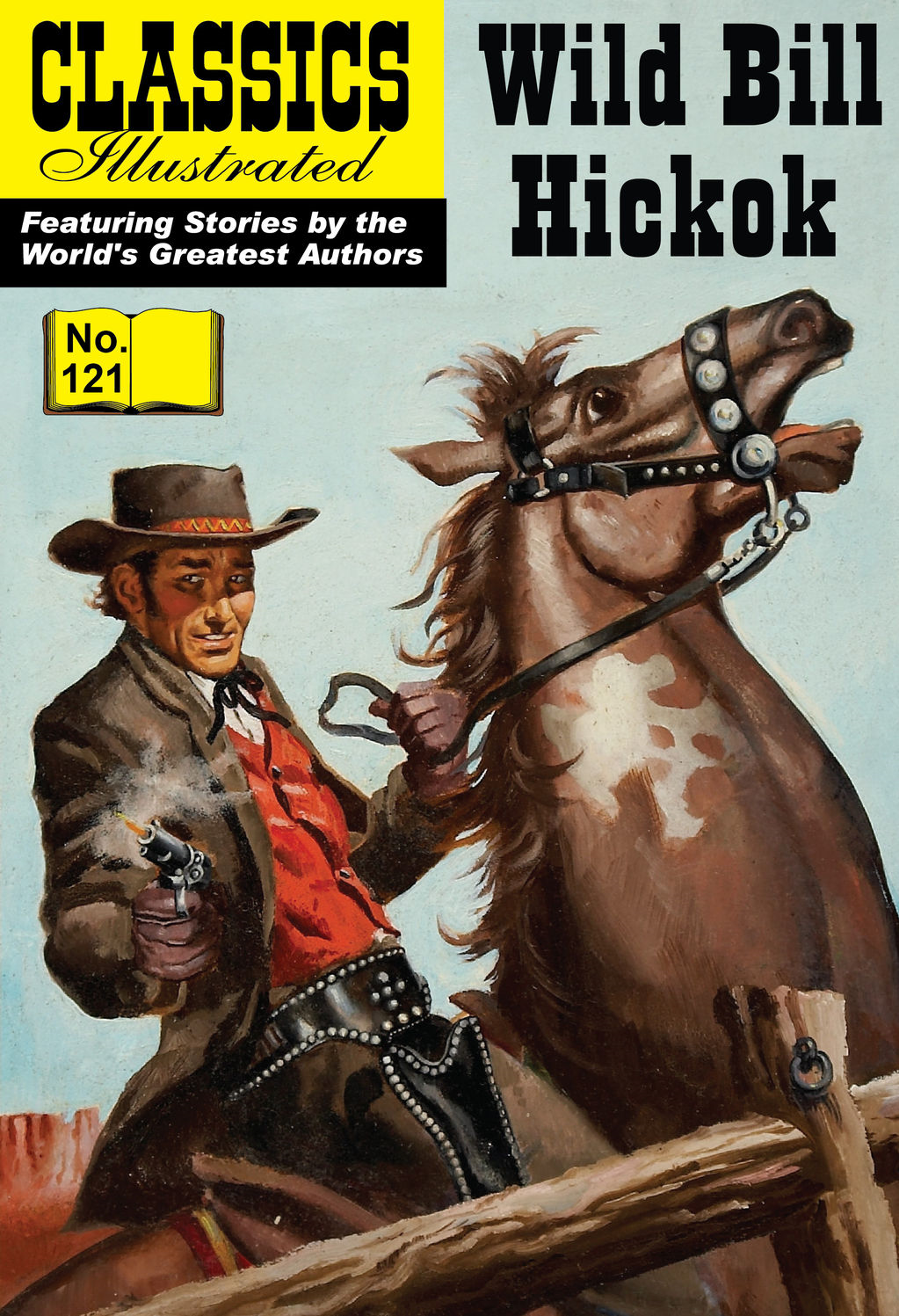 Wild Bill Hickok - Classics Illustrated #121