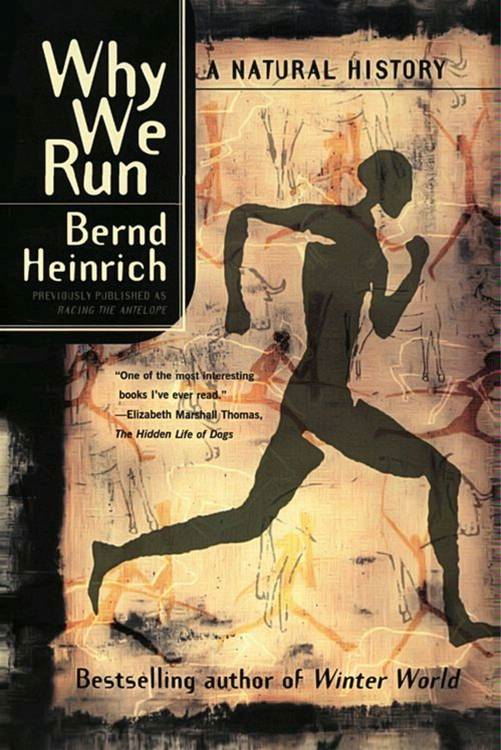 Why We Run By: Bernd Heinrich