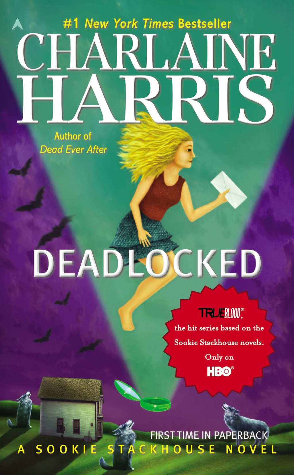 Deadlocked: A Sookie Stackhouse Novel By: Charlaine Harris