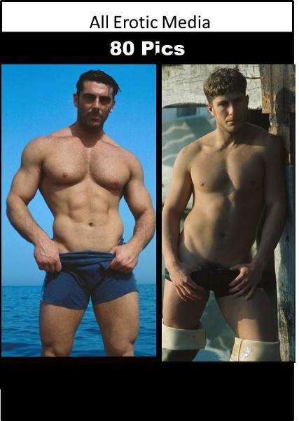 Two Men one book  Stephen and Lee   Nude pictures  (Naked Men  Nude Men) By: All Erotic Media