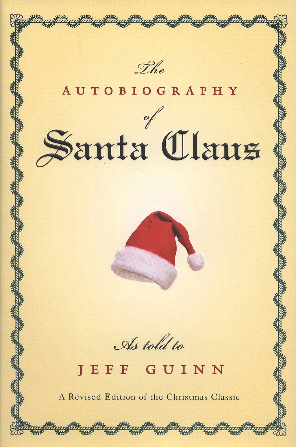 How Mrs. Claus Saved Christmas By: Jeff Guinn