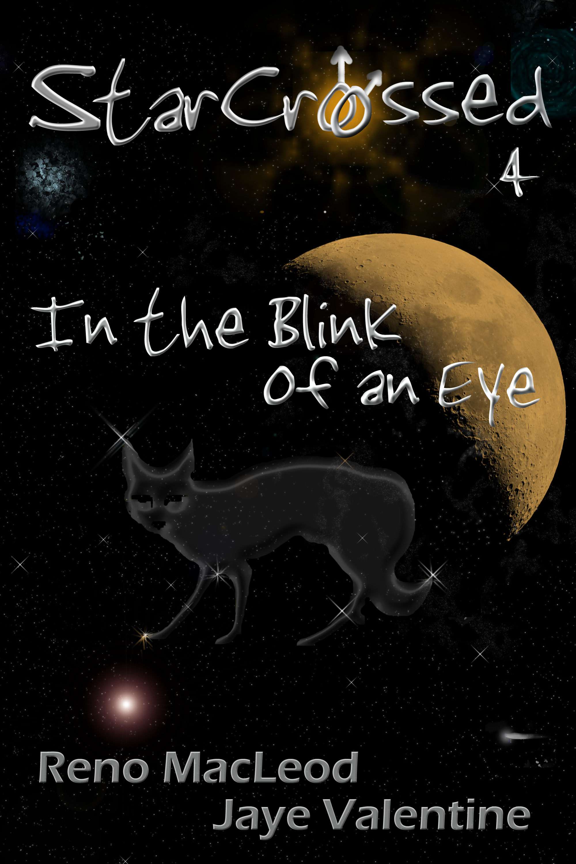 StarCrossed 4: In the Blink of an Eye