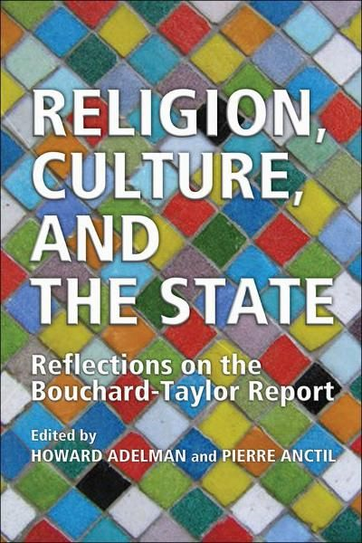Religion,Culture and the State By: