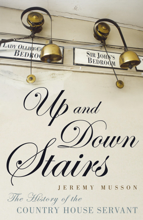 Up and Down Stairs By: Jeremy Musson