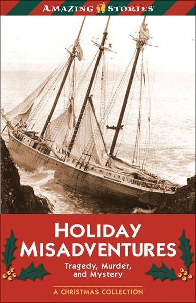 Holiday Misadventures By: Johanna Bertin