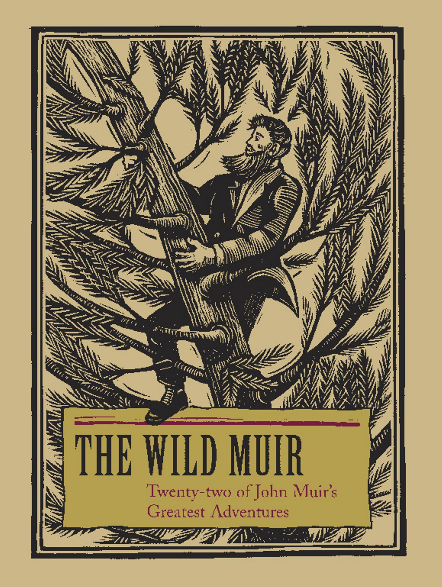 Book Cover: The Wild Muir
