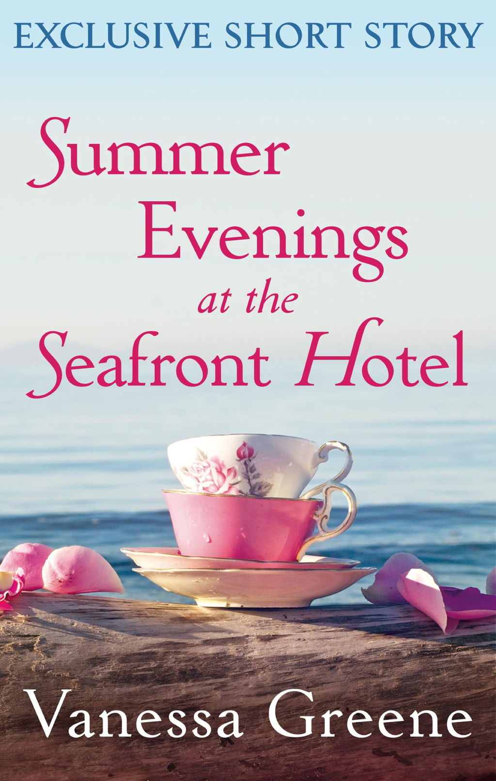 Summer Evenings at the Seafront Hotel Exclusive Short Story
