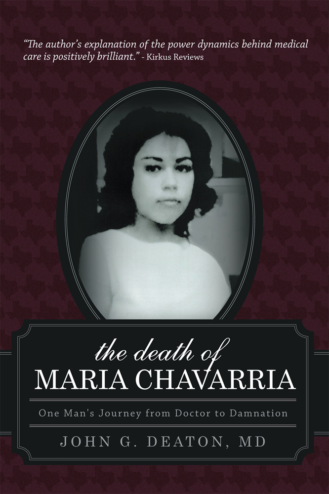 The Death of Maria Chavarria