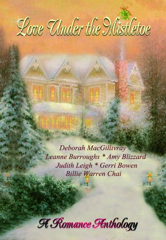 Love Under the Mistletoe By: Deborah MacGillivray
