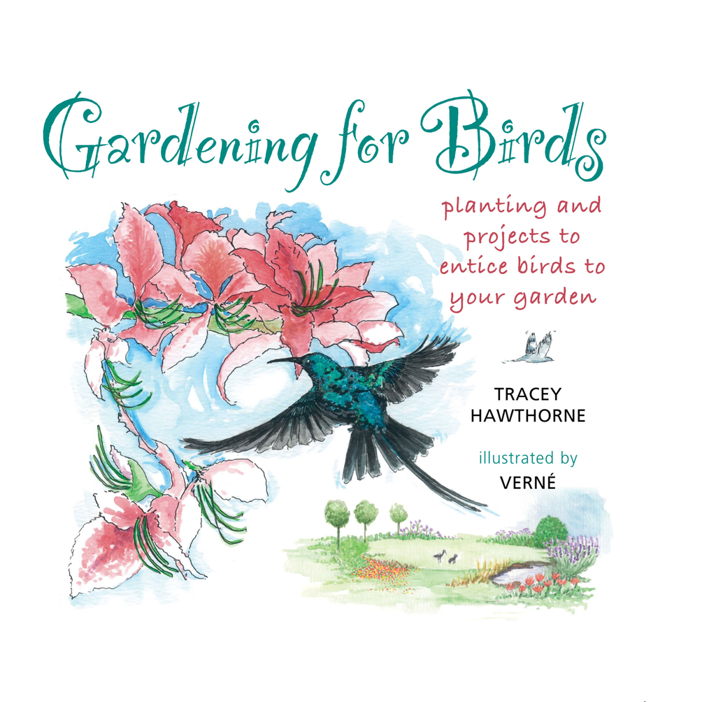 Gardening for Birds planting and projects to entice birds to your garden