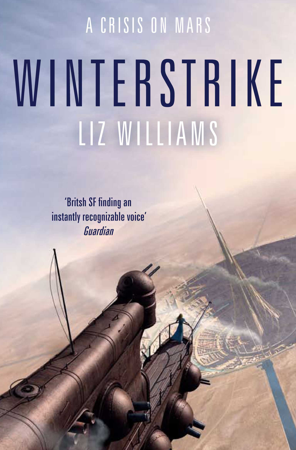 Book Cover: Winterstrike
